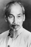 Ho Chi Minh, Vietnamese Prime Minister and President of the Democratic Republic of Vietnam Photo