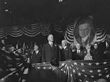 Republican Presidential Nominee Herbert Hoover in 1928 Photo