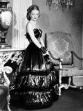 Jezebel, Bette Davis, in a Gown by Orry-Kelly, 1938 Photo