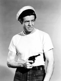 City Beneath the Sea, Robert Ryan, 1953 Photo