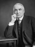 President Warren Harding, Ca. 1921-23 Photo