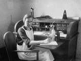 Dr. Hazel E. Munsell Was Nutrition Chemist Who Researched the Vitamin Value of Foods Photo