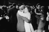 President Jimmy Carter and First Lady Rosalynn Carter Dancing at an Inaugural Ball. Jan. 20, 1977 Photo