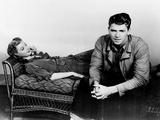 Juke Girl, from Left, Ann Sheridan, Ronald Reagan, 1942 Photo