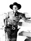 Bullets for Bandits, Bill Elliott, (AKA William Elliott, Aka Wild Bill Elliott), 1942 Photo