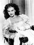 Bride of Vengeance, Paulette Goddard, 1949 Photo