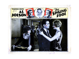 The Singing Fool, from Left, Betty Bronson, Al Jolson, Josephine Dunn, 1928 Giclee Print