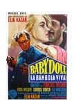Baby Doll, (AKA La Bambola Viva), 1956 Giclee Print