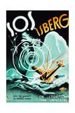 S.O.S. Iceberg, (AKA S.O.S. Isberg), Swedish Poster Art, 1933 Giclee Print