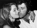 Vanishing Point, from Left, Charlotte Rampling, Barry Newman, 1971 Photo