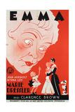 Emma, Foreign Poster Art, 1932 Giclee Print