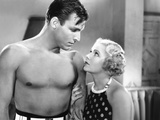 We'Re Rich Again, from Left, Buster Crabbe, Gloria Shea, 1934 Photo