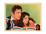 Murders in the Rue Morgue, Top, from Left: Leon Ames (AKA Leon Waycoff), 1932 Giclee Print