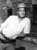 Good Day for a Hanging, Denver Pyle, 1959 Photo