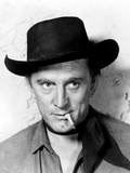 Man Without a Star, Kirk Douglas, 1955 Photo