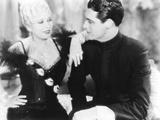 She Done Him Wrong, from Left: Mae West, Cary Grant, 1933 Photo