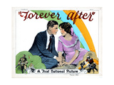 Forever After, from Left, Lloyd Hughes, Mary Astor, 1926 Giclee Print