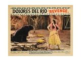 Revenge, Dolores Del Rio, 1928 Giclee Print