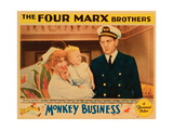 Monkey Business, Harpo Marx (Left), 1931 Giclee Print