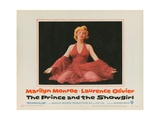 The Prince and the Showgirl, Marilyn Monroe, 1956 Giclee Print