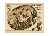 Growing Pains, Our Gang, 1928 Giclee Print