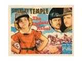 The Littlest Rebel, from Left: Shirley Temple, Jack Holt, John Boles, 1935 Giclee Print