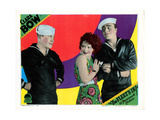 The Fleet's In, from Left: Jack Oakie, Clara Bow, James Hall, 1928 Giclee Print