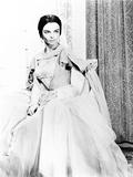 The Pit and the Pendulum, Barbara Steele, 1961 Photo