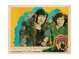 Prodigal Daughters, from Left, Gloria Swanson, Vera Reynolds, Bottom: Gloria Swanson, 1923 Giclee Print