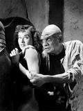 The Ghost Breakers, from Left, Paulette Goddard, Noble Johnson, 1940 Photo