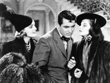 Holiday, from Left: Doris Nolan, Cary Grant, Katharine Hepburn, 1938 Photo