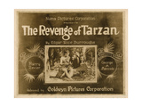 The Revenge of Tarzan, Gene Pollar, 1920 Giclee Print