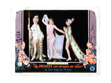 The Private Life of Helen of Troy, Alice White, (Left), 1927 Giclee Print