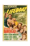 Lifeboat, 1944 Giclee Print