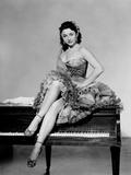 Timberjack, Vera Ralston, (AKA Vera Hruba Ralston), 1955 Photo