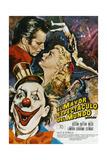 The Greatest Show on Earth, (AKA El Mayor Espectaculo Del Mundo), 1952 Giclee Print