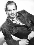 The Plainsman, James Ellison as Buffalo Bill Cody, 1936 Photo