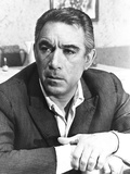 The Visit, Anthony Quinn, 1964 Photo