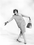 Who's Been Sleeping in My Bed, Carol Burnett, in a Suit by Edith Head, 1963 Photo