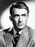 The Paradine Case, Gregory Peck, 1947 Photo