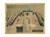 Battleship Potemkin, (AKA Bronenosets Potyomkin), 1925 Giclee Print