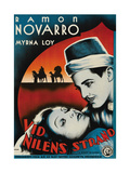 The Barbarian, (A Night in Cairo, Aka Vid Nilens Strand), 1933 Giclee Print