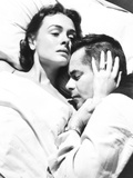 Ransom!, from Left: Donna Reed, Glenn Ford, 1956 Photo