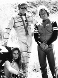 Little Fauss and Big Halsy, from Left: Lauren Hutton, Robert Redford, Michael J. Pollard, 1970 Photo