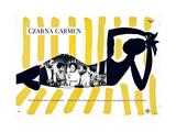 Carmen Jones, (AKA Czarna Carmen), 1954 Giclee Print