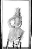 Pin Up Girl, Betty Grable, 1944 Photo