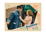 The Purchase Price, from Left: Barbara Stanwyck, George Brent, 1932 Giclee Print