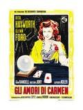 The Loves of Carmen, (aka Gli Amori Di Carmen), 1948 Giclee Print