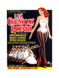 The Red Shoes, (AKA Les Chaussons Rouges, Aka De Rode Schoentjes), 1948 Giclee Print