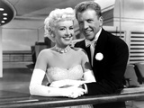 My Blue Heaven, from Left, Betty Grable, Dan Dailey, 1950 Photographie